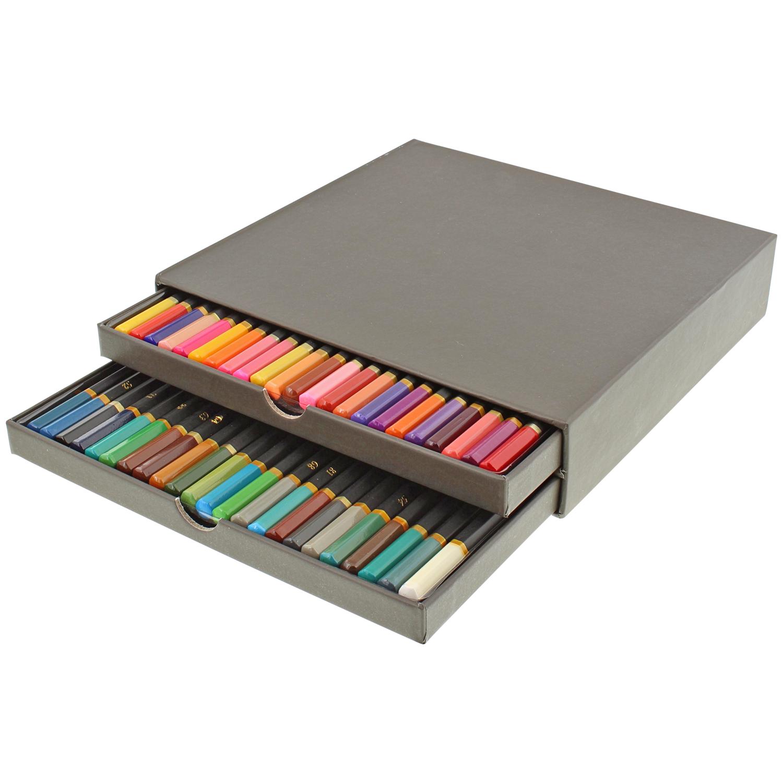 Weekactie Action: Craft Sensations 46-delige set kleurpotloden voor €3,99