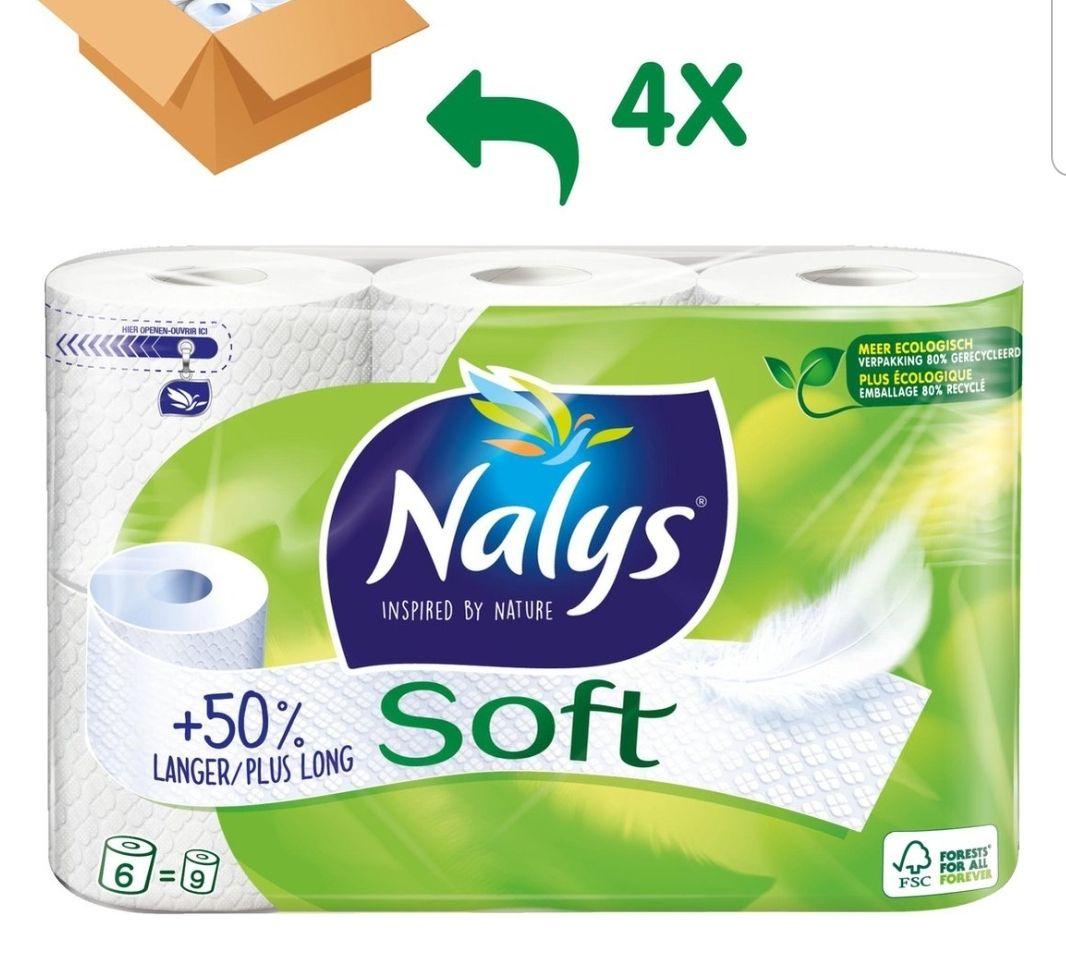 Nalys toiletpapier 24(36) rollen