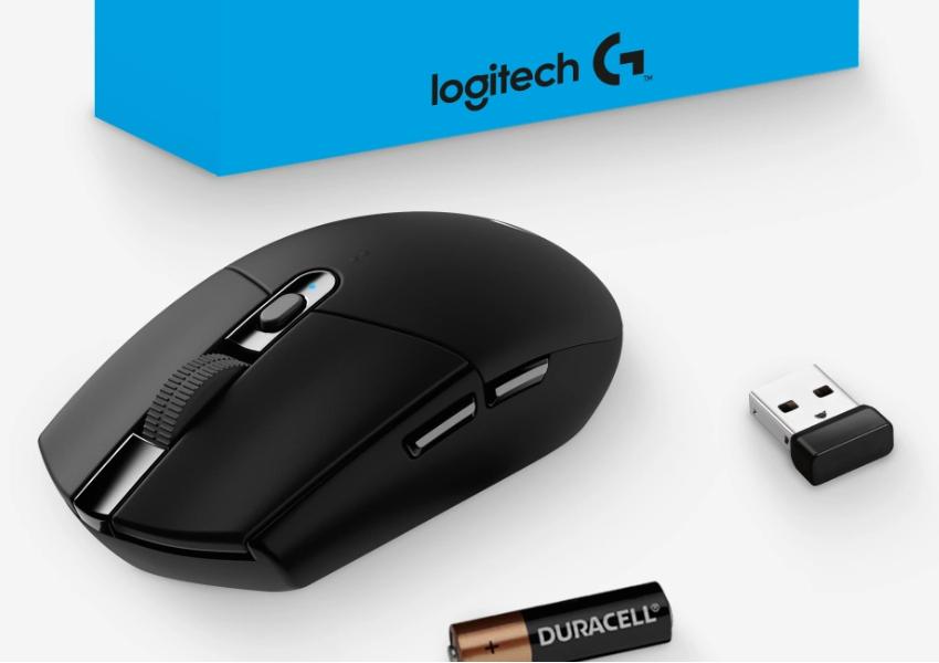 Logitech G305 Lightspeed - Draadloze Gamingmuis