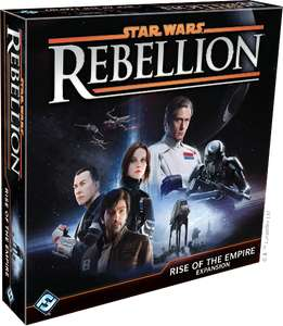 Star Wars Rebellion Rise of the Empire (expansion)