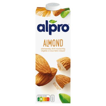 Alpro Amandeldrink original 2 pakken voor €2,49 @ PLUS