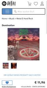 Morbid Angel - Domination LP