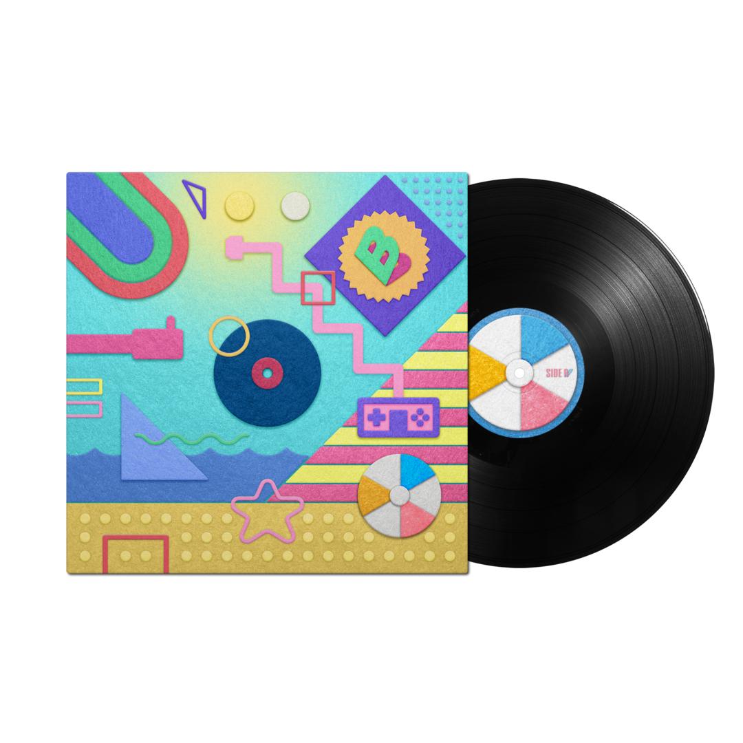 Gratis Vinyl - Sounds of Summer Compilation