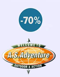 Heel veel merkkleding met 70% korting (nu 600+ artikelen) @ AS Adventure