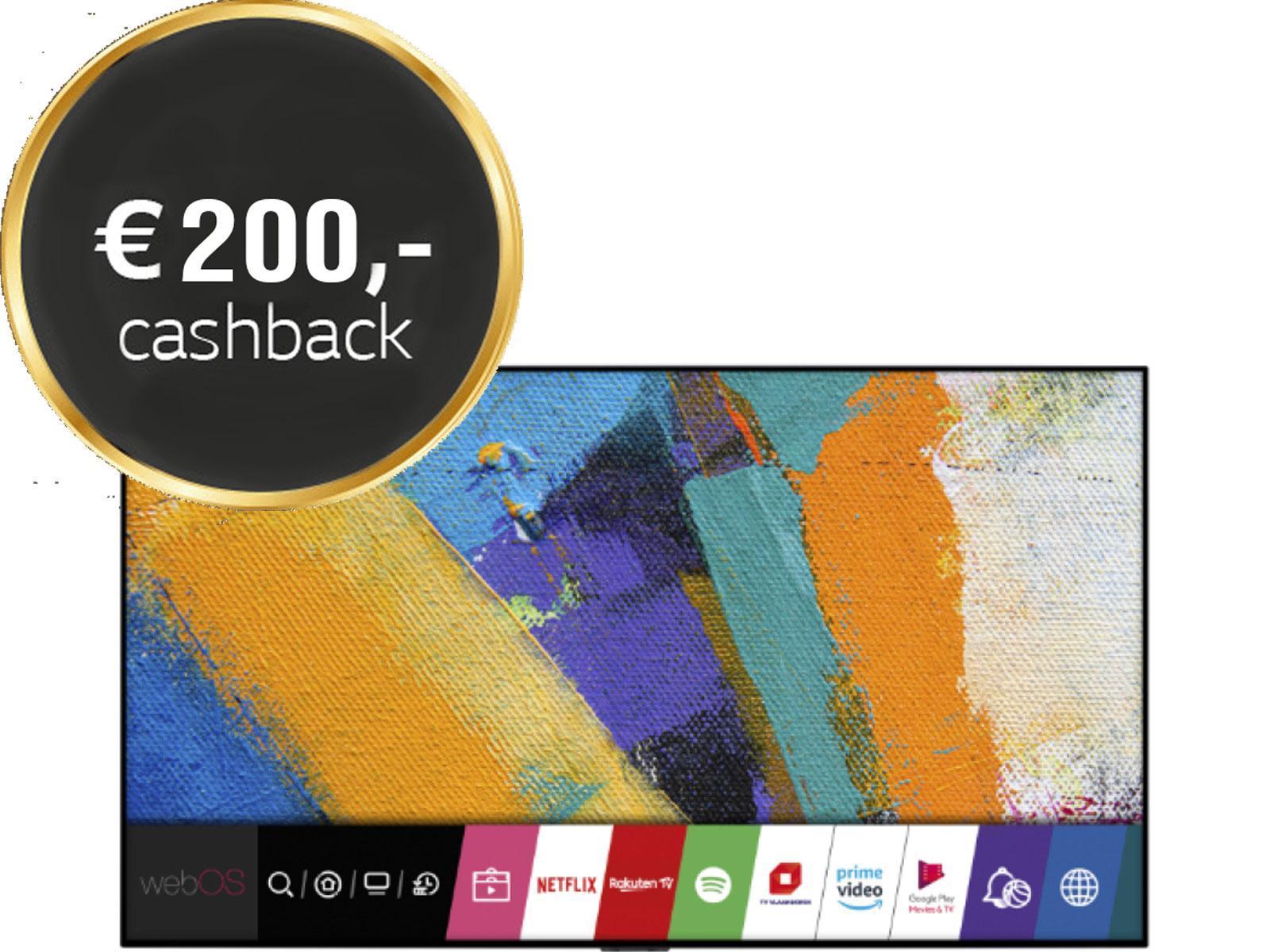 LG 55 inch GX OLED (Gallery)