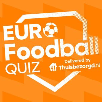 €5 voucher bij Thuisbezorgd na deelname aan voetbalquiz