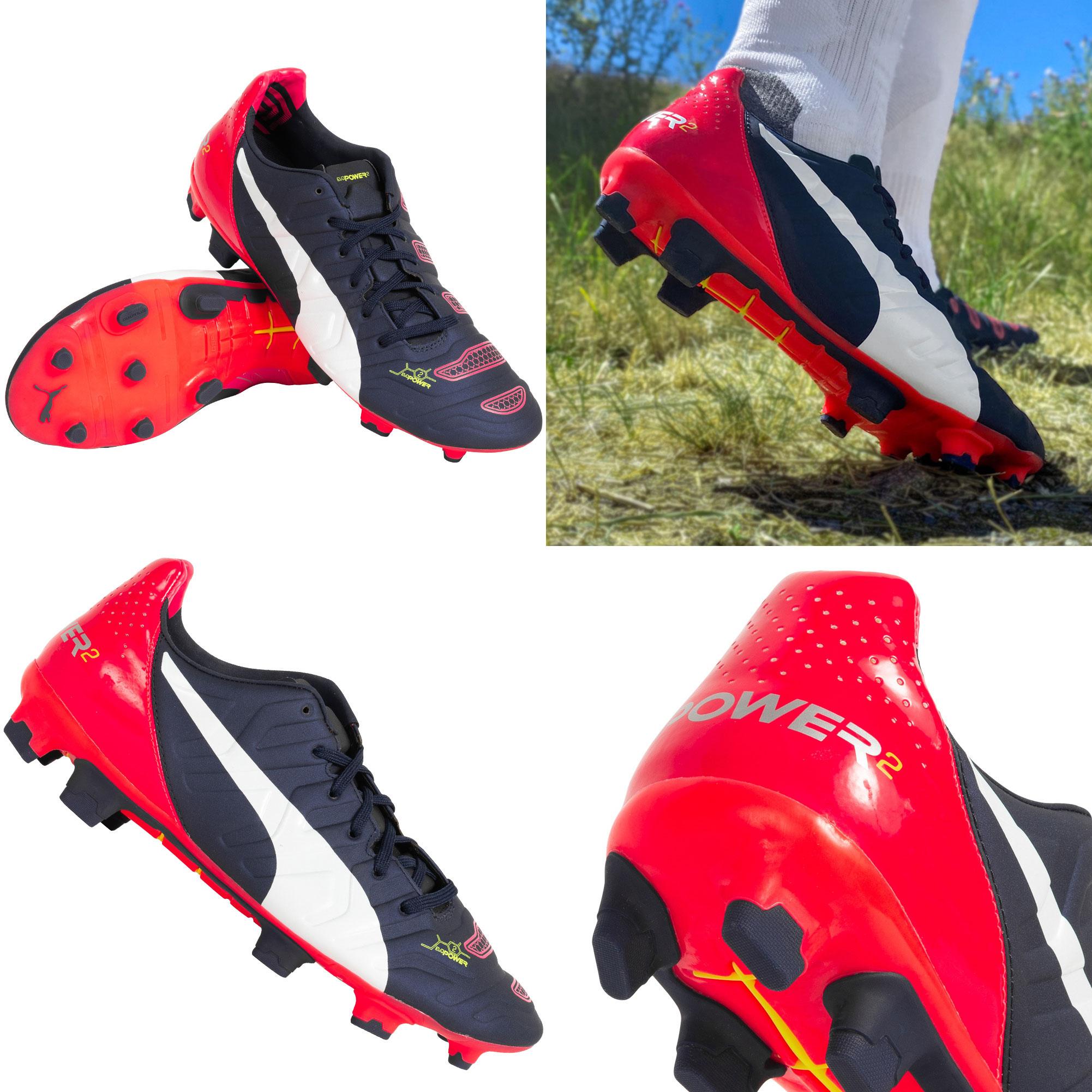 PUMA evoPOWER 2.2 FG Heren voetbalschoenen