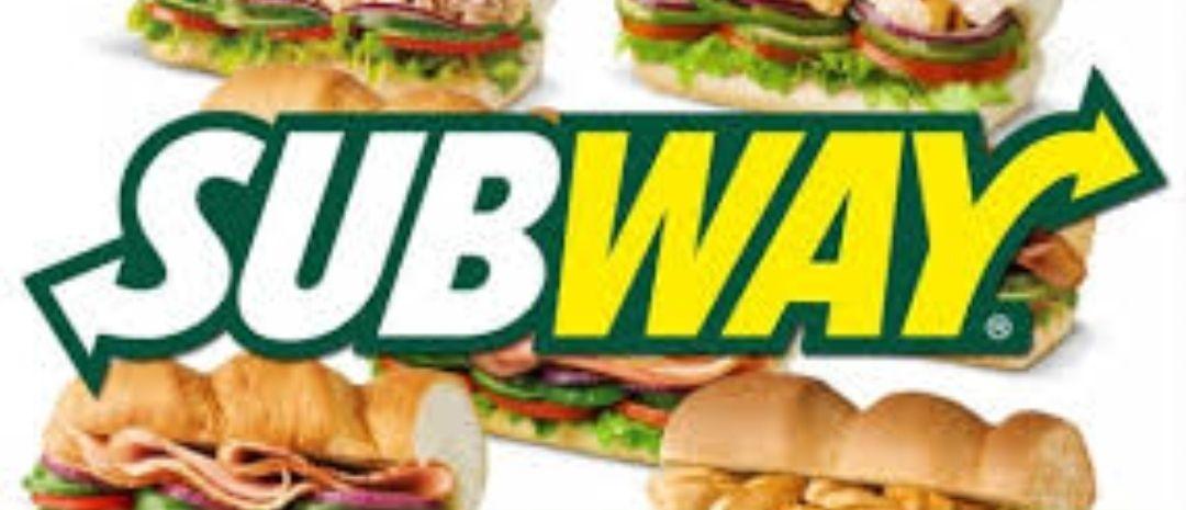 Gratis 200 punten bij installatie nieuwe Subway app