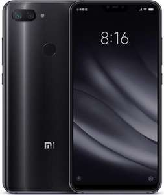 Xiaomi Mi 8 Lite - 128 GB - Dual SIM - Zwart @bol.com