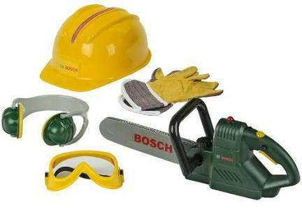THEO KLEIN® Speelgoed kettingzaag met accessoires
