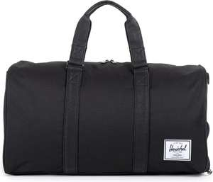 Herschel Supply Co. Novel Reistas - Black/Black