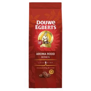 1+1 gratis Douwe Egberts aroma rood-, premium of L'Or koffiebonen