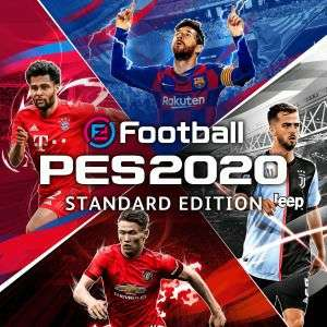 PS4 eFootball PES 2020 Standard Edition