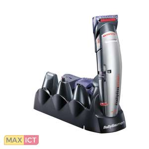 Trimmerset: BaByliss For Men E837E