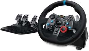 Logitech G29 Driving Force Racing Wheel en pedalen