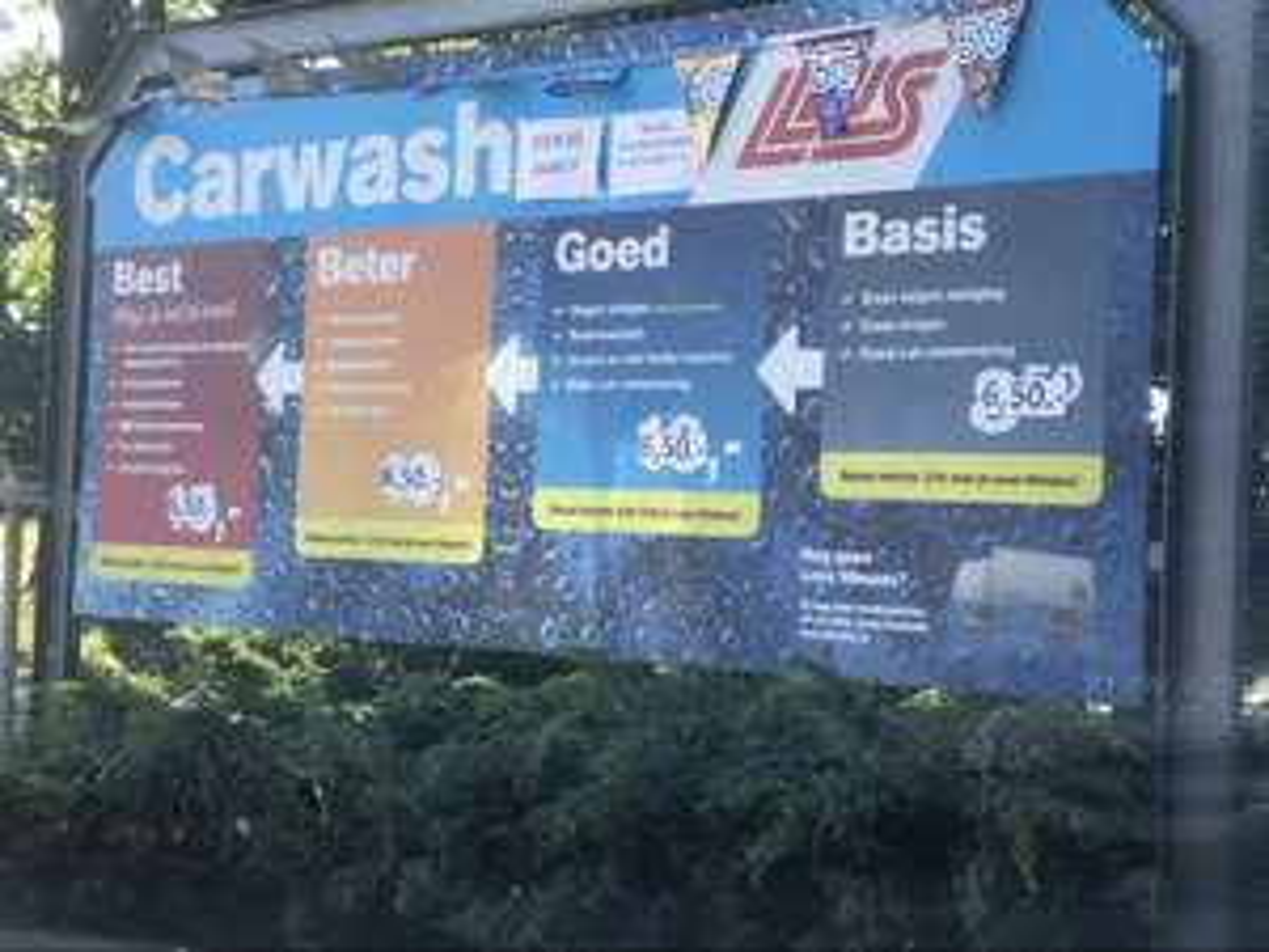 [LOKAAL ALMELO] Leus carwash (6,50)