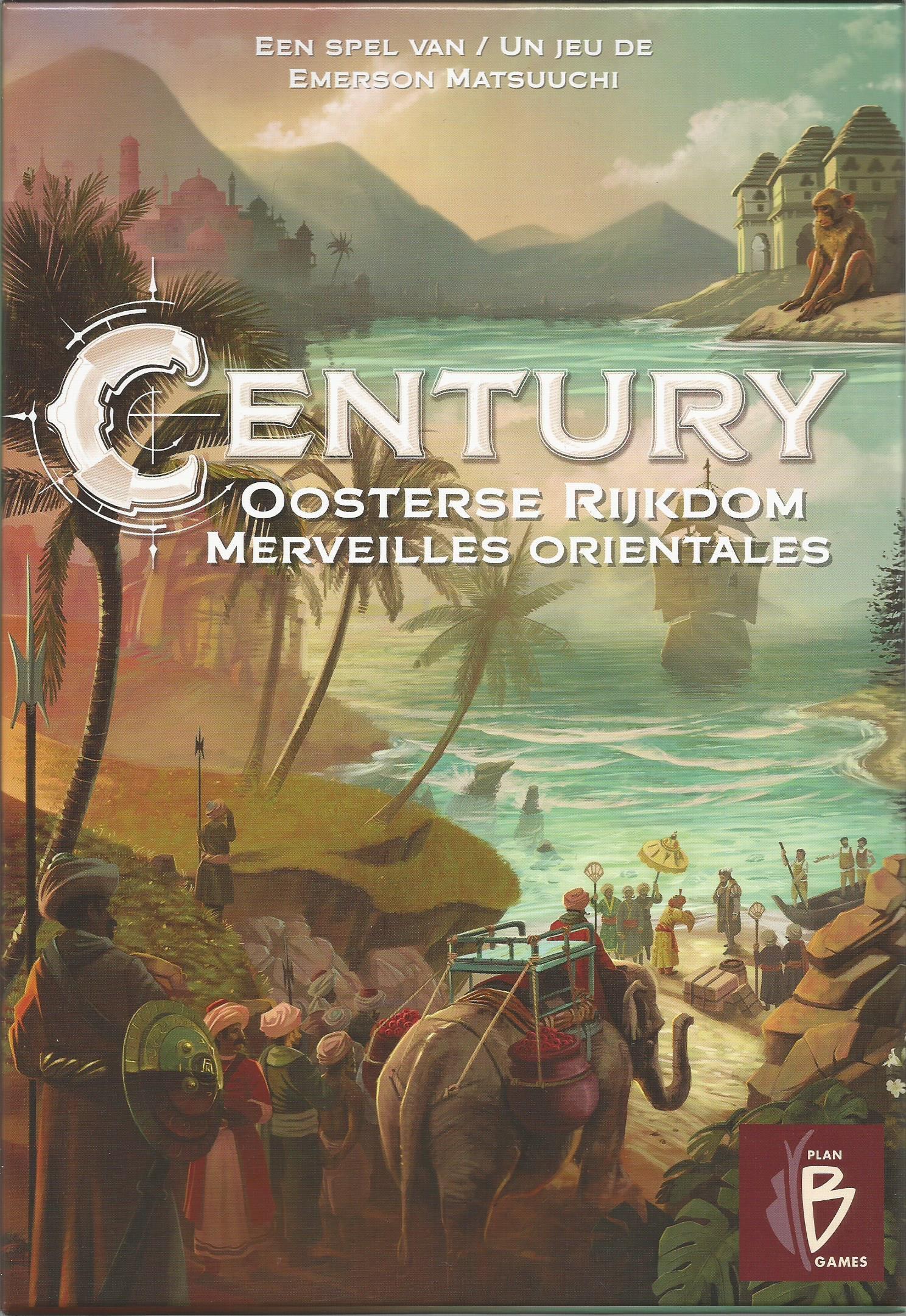 Century: Oosterse Rijkdom (NL/FR)