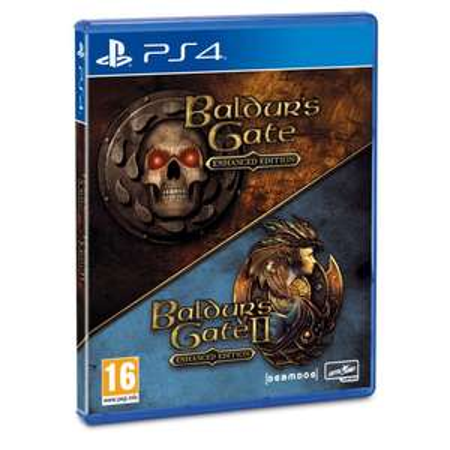 Baldur's Gate 1 & 2 Enhanced Edition (PS4)
