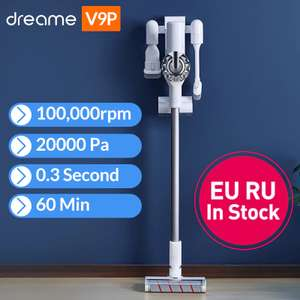 Xiaomi Dreame V9P EU Model - Steelstofzuiger @ AliExpress