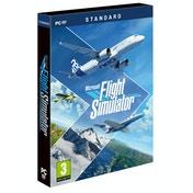 Microsoft Flight Simulator 2020 fysieke uitgaven (W10/Xbox)