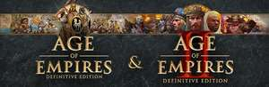 [Steam/PC] Age of Empires Definitive Edition Bundle €12,96 @Green Man Gaming