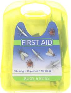 First Aid insectenset voor €1 @ Bol.com Plaza