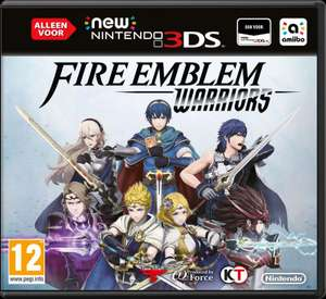Fire Emblem Warriors voor de new 3ds