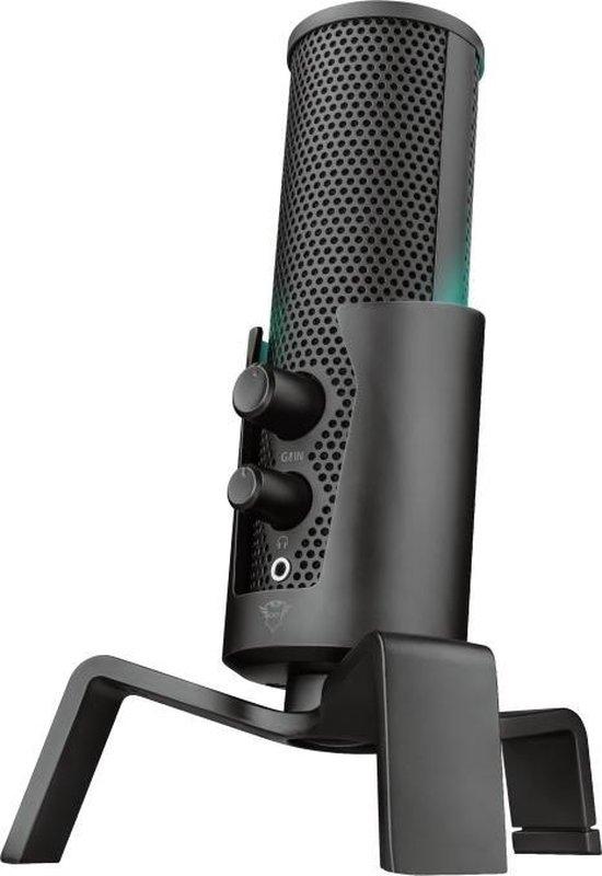 Trust Fyru streaming en gaming microfoon voor een superprijs op bol.com