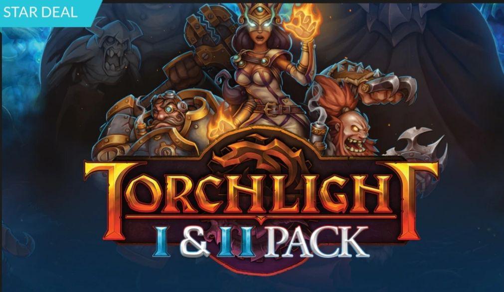 Torchlight I & II Pack - Star deal 24 uur