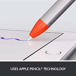 Amazon Logitech crayon ipv apple pencil 1