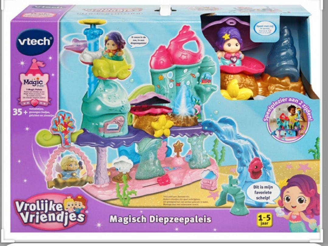 Vtech magisch diepzeepaleis met zeemeermin @Toy Champ