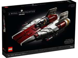 Lego Star Wars A-wing Starfighter (75275)