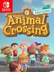 [-31% KORTING] Animal Crossing: New Horizons Nintendo Switch - Nintendo Key
