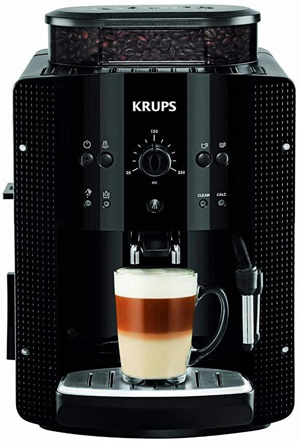 Krups EA8108 volautomaat espresso machine @Amazon