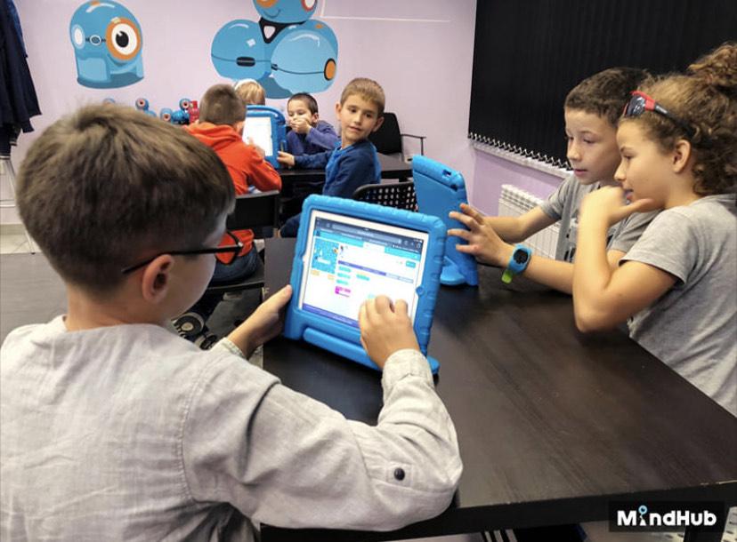 GRATIS programmeerlessen voor kinderen van zes tot elf jaar in Tiel! Breng je kind op vrijdag, zaterdag of zonda