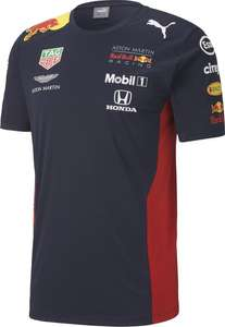 PUMA AM Red Bull Racing Team Tee Sportshirt Heren - Night Sky @bol.com