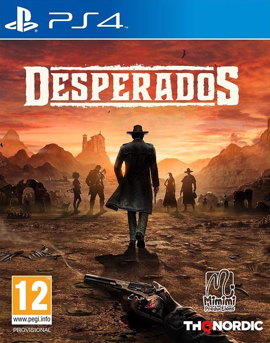 Desperados 3 (PS4/XB1) @ Media Markt