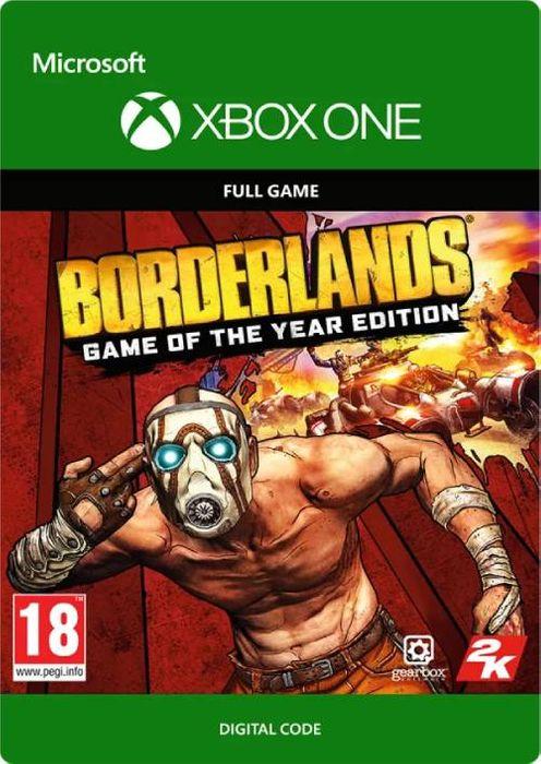 Borderlands GOTY (Xbox One) digitale code @ Eneba