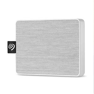 Seagate One Touch SSD 1TB Wit externe SSD