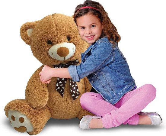 Opblaasbare teddybeer van 80cm bij Bol