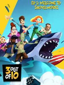 Epic Games Store - 3out10 - gratis