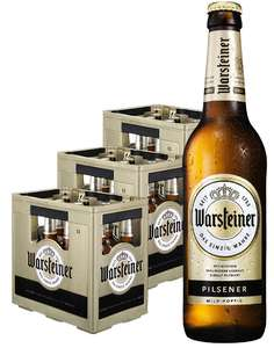 [Grensdeal Duitsland]: 33 halve liters Warsteiner voor 47 cent per stuk bij Trink&Spare