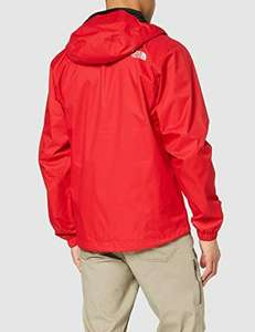 The North Face Quest Jacket Heren Rood