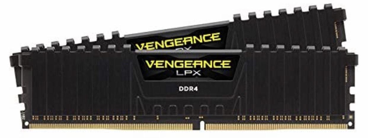 Corsair Vengeance 32GB DDR4 3200Mhz C16