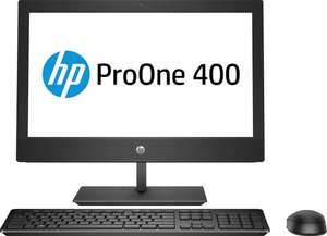 "HP ProOne 400 G5 - 20"" - All-in-one PC @ Bol.com Plaza"