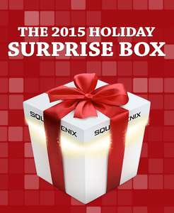 Square Enix suprise box 2015