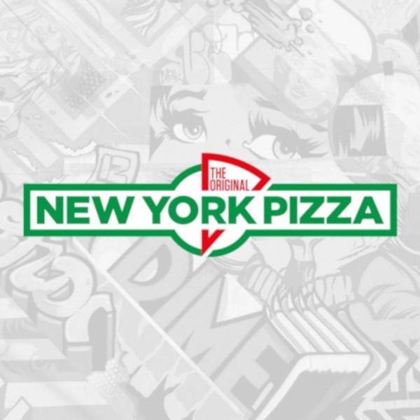 25% korting op je bestelling @ New York Pizza