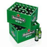 2 kratten Heineken €13.99 (alleen op vrijdag 11 dec) @ Coop & Supercoop in Den Bosch