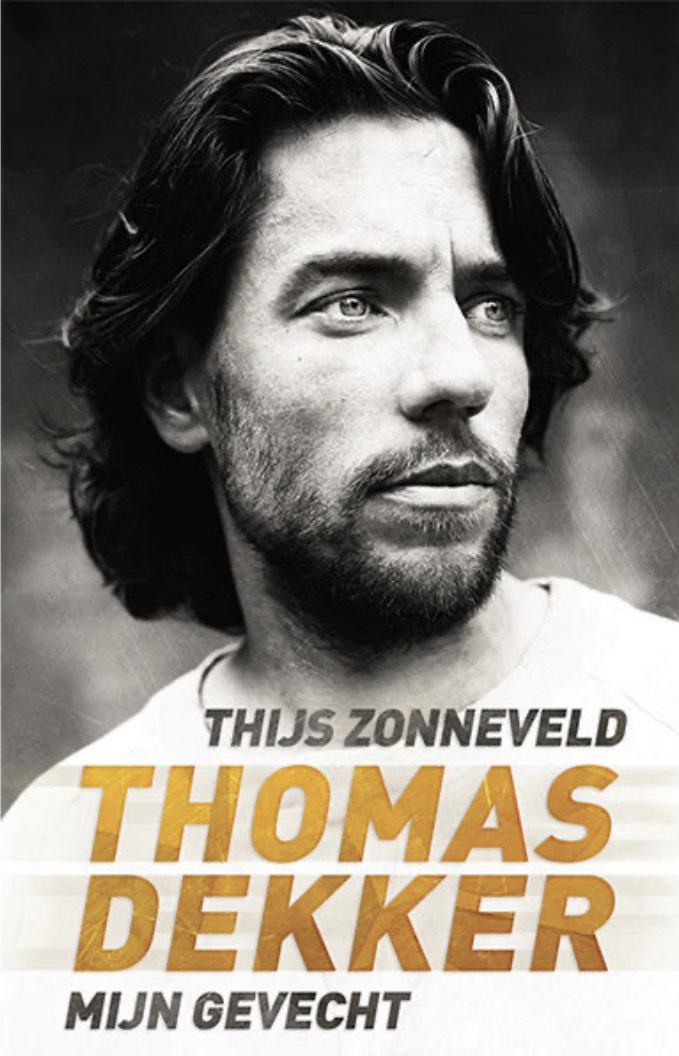 Het boek 'Thomas Dekker - Mijn Gevecht' gratis
