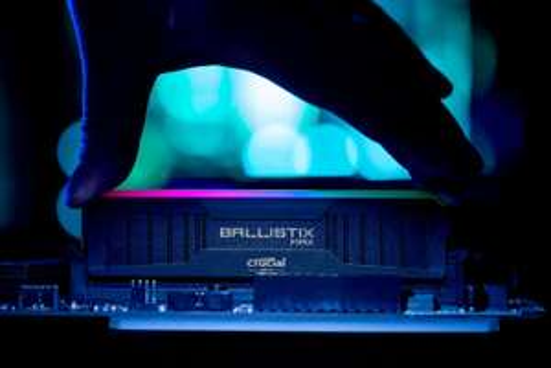 Crucial Ballistix MAX RGB 32GB Kit (2 x 16GB) DDR4-4000 Desktop Gaming RAM